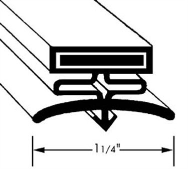 Franklin Machine Products  237-1026 Gasket, Ref (23-7/8 x 63-7/8)