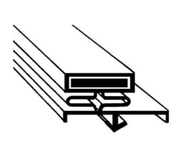 Franklin Machine Products  128-1005 Gasket, Ref (35-3/4X76-3/4, 3Sd )