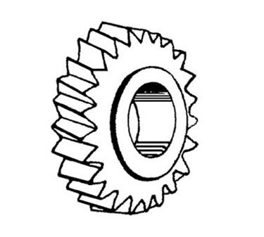 Franklin Machine Products  215-1061 Gear (Can Opener)