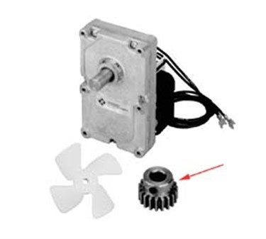 Franklin Machine Products  160-1050 Gear, Motor Drive (17 Tooth )