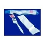 Gen Wrapped Cutlery Kit, 6 1/4
