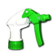 General Purpose Trigger Sprayer, 9 7/8 in, Green/White