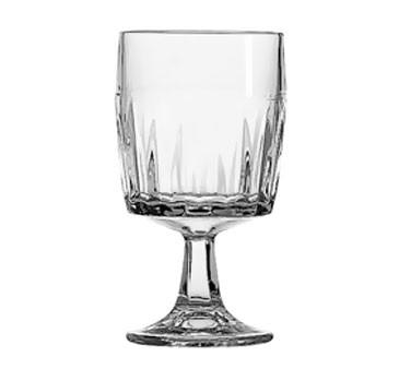 Anchor Hocking 80011 Breckenridge 10.5 oz. Goblet Glass