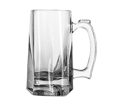 Glass 10 oz. Beer Tankard