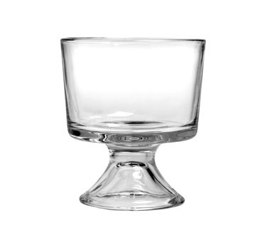 Glass 10 oz. Mini Trifle Bowl