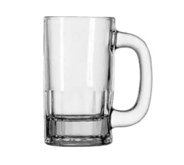 Glass 12 oz. Beer Mug