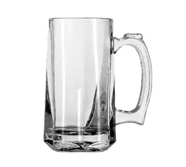 Glass 12 oz. Beer Tankard