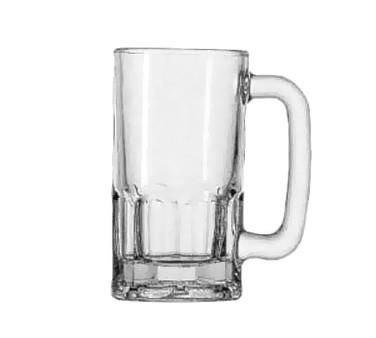 Glass 12 oz. Wagon Beer Mug