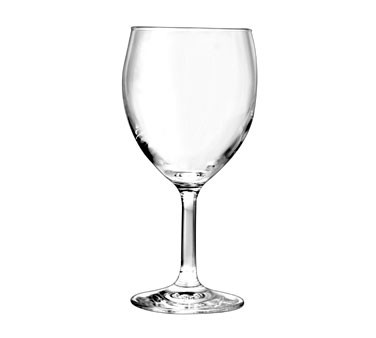 Anchor Hocking 90016 Novita 13.75 oz. Goblet Glass