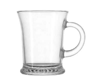 Anchor Hocking 83037A 14 oz. Mocha Glass Mug