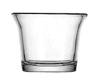 Glass 2.25 oz. Oyster Cocktail Sauce Cup