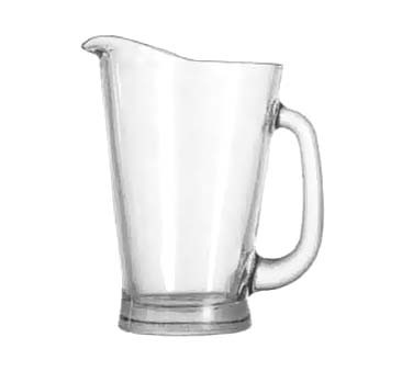 Glass 55 oz. Wagon Beer Pitcher