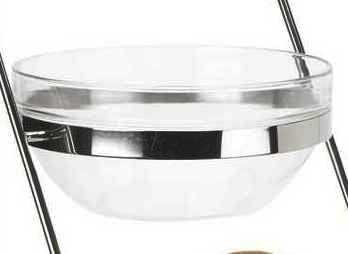 Glass Bowl For Tds-3