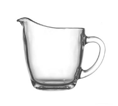 Anchor Hocking 64191B Presence 11 oz. Glass Creamer