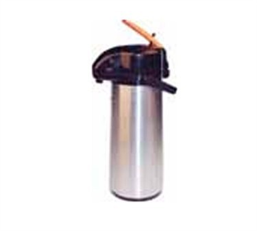 Glass-Lined Steel Body 2.5-Liter Lever-Top Decaf Vacuum Server
