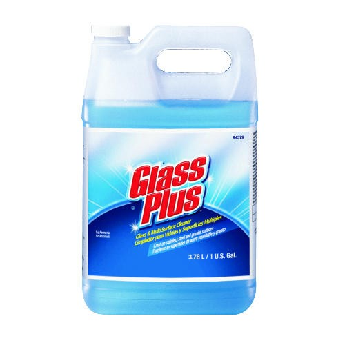 Glass Plus� Gallon Refill Bottle