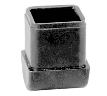 Franklin Machine Products  121-1040 Glide (Plst, F/ 13/16Sq Tube )