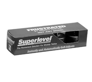 Glides, Superlevel (1/4-20 ) (4 )