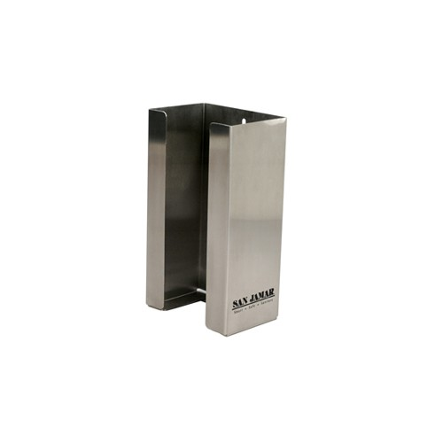 Glove Dispenser 5.5 X 10 X 3.75, Stainless Steel
