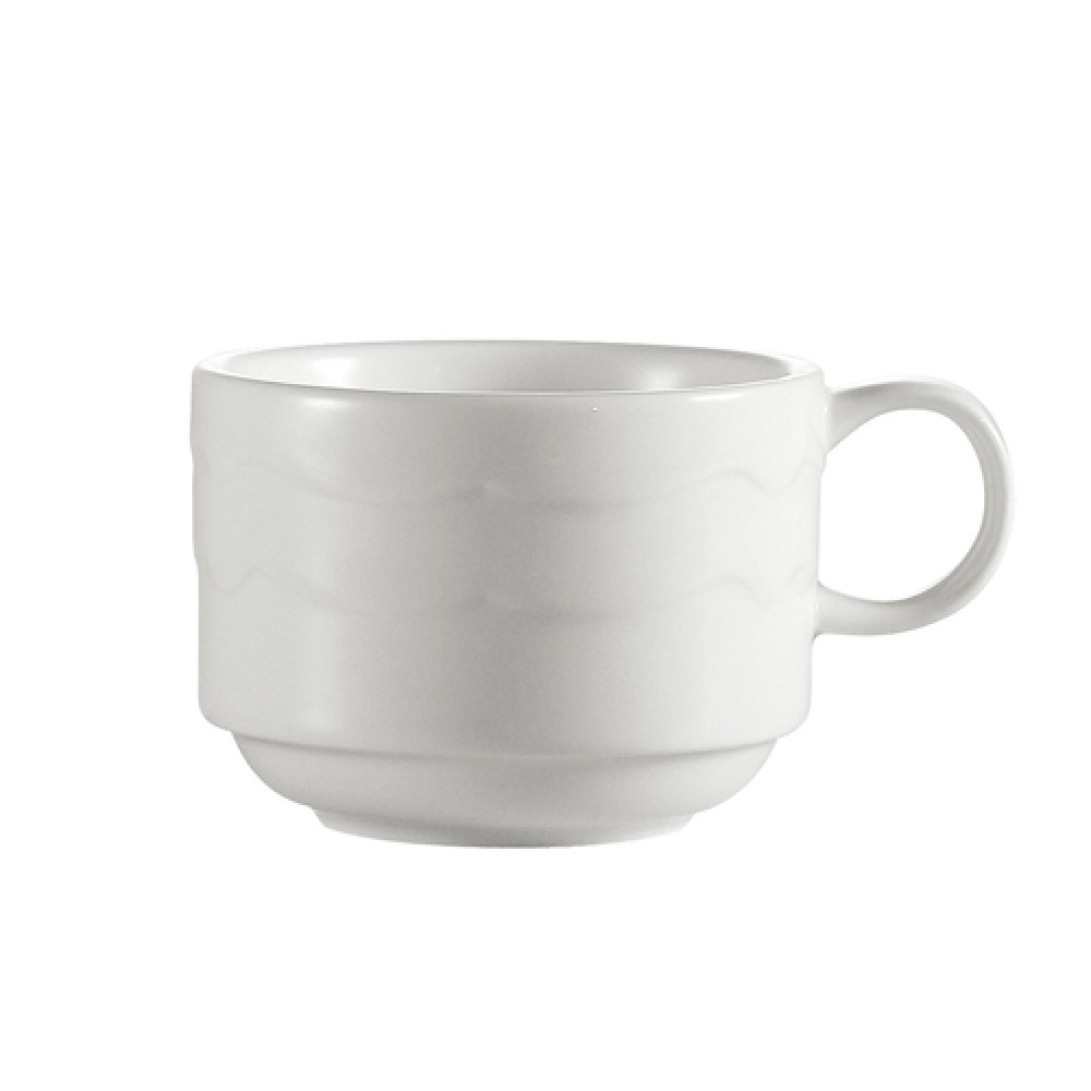 CAC China gbk-1-s Goldbook  Stacking Cup 8 oz.