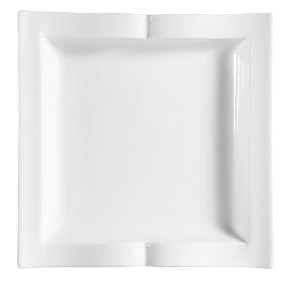 """CAC China GBK-8 Goldbook Square Book Plate 8 1/2"""" x 8 1/2"""""""