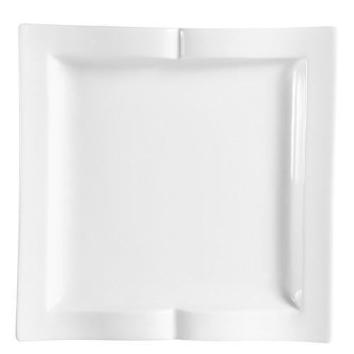 """CAC China GBK-110 Goldbook Square Pasta Book Plate 11"""" x 1-1/2"""""""