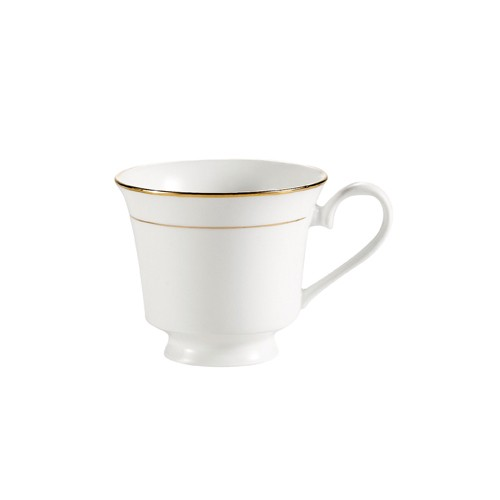 CAC China GRY-1 Golden Royal 7 oz. Banquet Cup