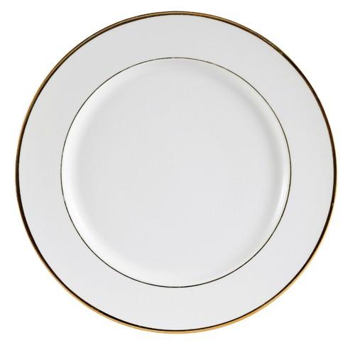 "CAC China GRY-8 Golden Royal 9"" Flat Plate"