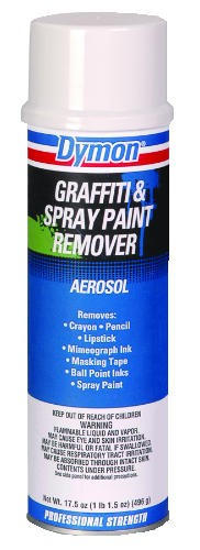 Graffiti & Spray Paint Remover, 20 Oz Aerosol Can