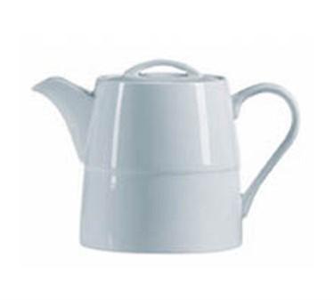 Cardinal S1521 Arcoroc Rondo 20 oz. Teapot with Cover