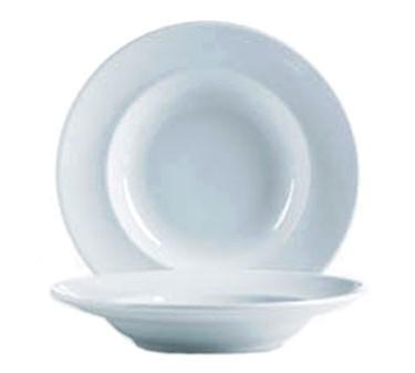 "Cardinal S1507 Arcoroc Rondo 8 oz. Rim Soup/Pasta Bowl, 9-1/4"" Dia."