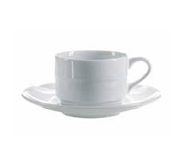 Cardinal S1538 Arcoroc Rondo 8 oz. Stackable Coffee Cup
