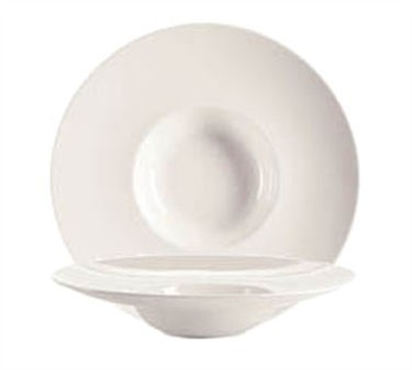 Grandes Chefs Savor 13-1/2 Oz. Specialty Deep Plate - 12-1/8