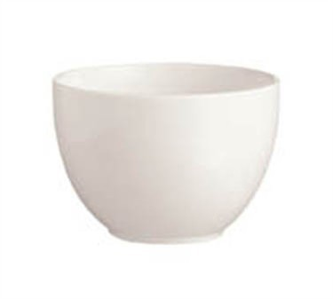 Cardinal S0142 Chef & Sommelier Embassy White 8 oz. Bouillon Cup/Open Sugar Bowl