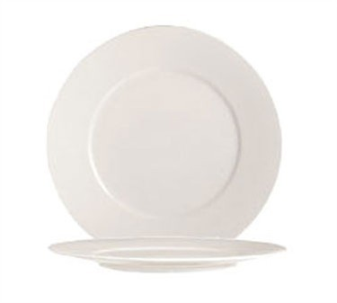 Grandes Tables Embassy White Dinner Plate - 10-3/4