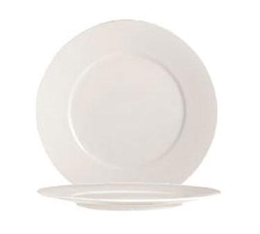 """Cardinal S0113 Chef & Sommelier Embassy White Dinner Plate 10-3/4"""" Dia."""