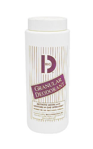 Granular Deodorant Can, Lemon, 16 Oz