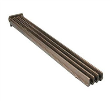 Franklin Machine Products  147-1010 Grate, Cast Iron (3X21, 4 Bar )