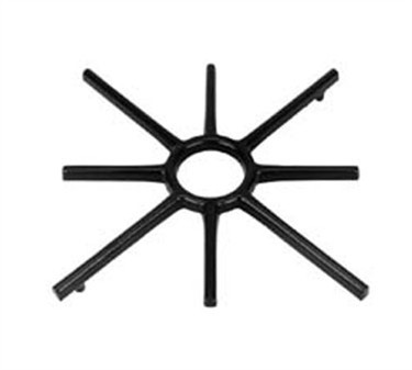 Franklin Machine Products  166-1083 Grate, Spider (3Od, Black )