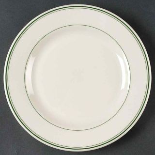 "Yanco GB-5 Green Band 5 1/2"" Plate"