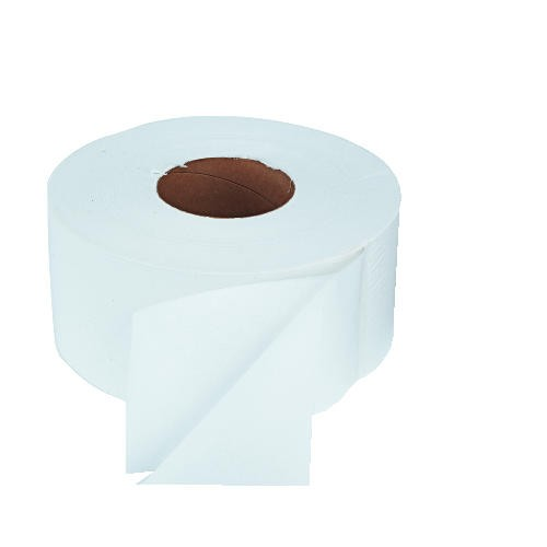 Green Bathroom Tissue, 2-Ply, White, 1000 ft.