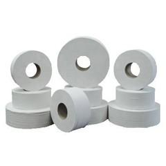 Green Heritage Jumbo Toilet Tissue, 2-Ply, 12-in Diameter, Economy Size
