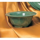 Thunder Group CR5510GR Green Melamine 10 oz. Soup Bowl