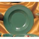 Green Melamine 16 Oz. Pasta Bowl - 11-1/4