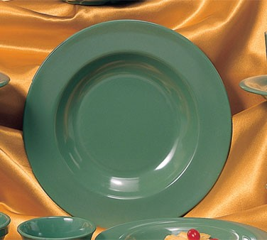 Green Melamine 16 Oz. Pasta Bowl - 11-1/4