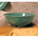 Thunder Group CR5807GR Green Melamine 24 oz. Salad Bowl