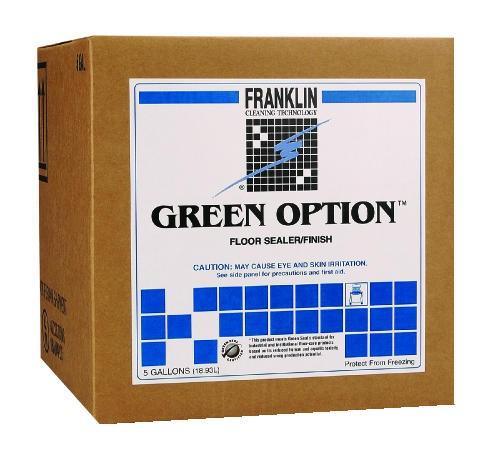 Green Option Floor Finish Pail, 5 Gallon