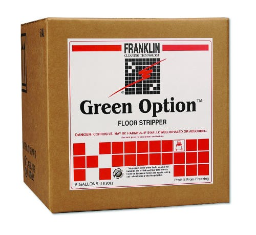 Green Option Floor Stripper Box, 5 Gallon
