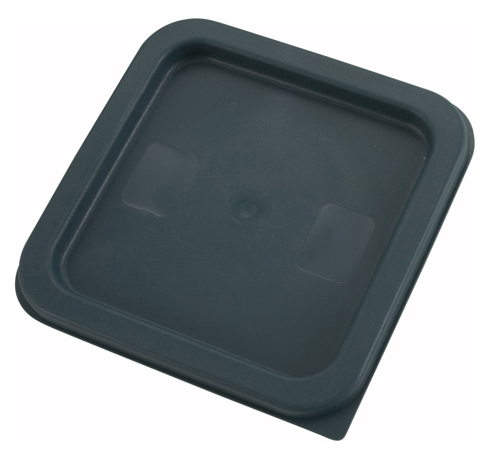 Winco PECC-24 Green Container Cover fits 2 and 4 Qt. Square Containers
