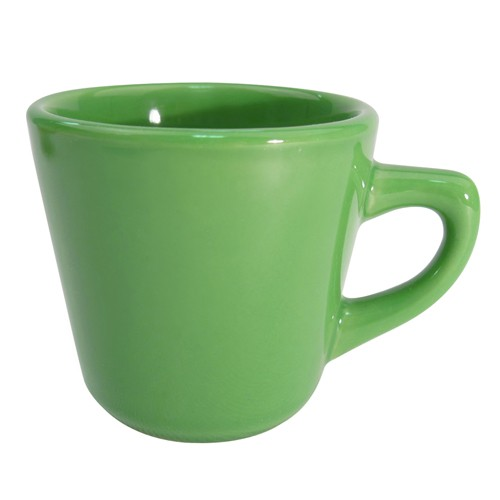 Green Tall Cup 7.5oz.